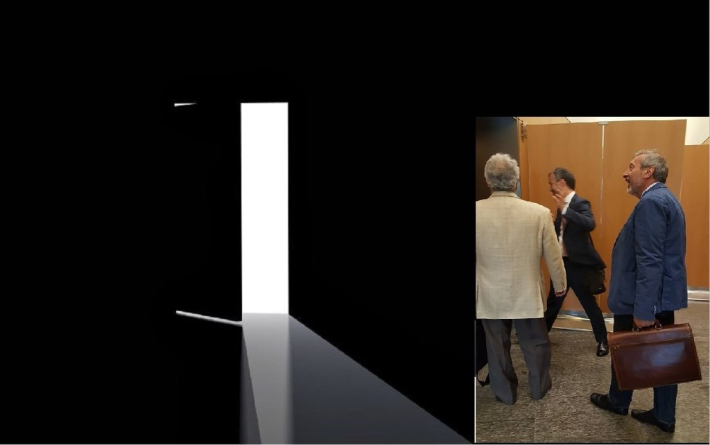 la porta della trasparenza